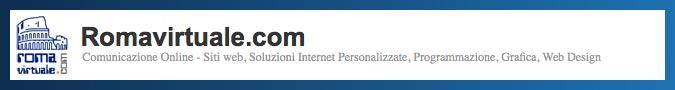 Roma Virtuale - Web Agency, siti web, web design, programmazione