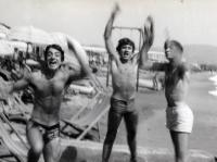 1965 - 06 - Gli Apostoli al Mare
